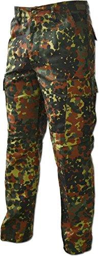 normani US Rangerhose Freizeithose BDU Hose Farbe Flecktarn Größe M