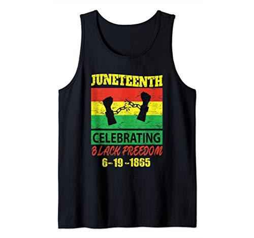 Juneteenth Tank Top