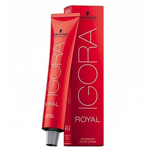 Schwarzkopf IGORA Royal Premium-Haarfarbe 6-65 dunkelblond schoko gold, 1er Pack (1 x 60 g)