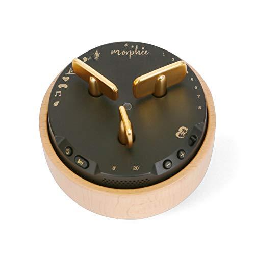 Morphée (idioma español) - aparato de meditación y sofrología - ayuda para conciliar el sueño y la relajación - regalo para mujeres y hombres