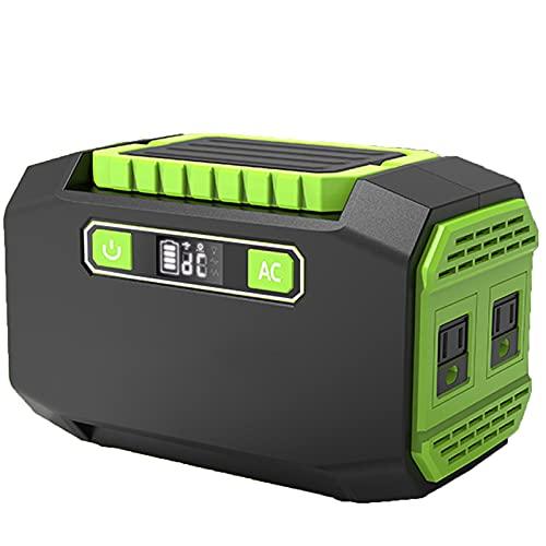 Grupo electrogeno Fuente De Alimentación De Emergencia Doméstica Portátil, Un Generador Que Puede Ser Cobrado Por Paneles Solares, Fuente De Alimentación De Almacenamiento De Energía Adecuada Para Cam
