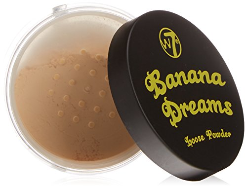 W7 Banana Dreams Loose Puder, 1er Pack (1 x 20 g)