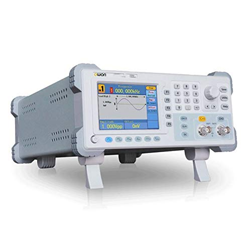 JCMYSH Osciloscopio Digital AG1012 Doble Canal Forma de Onda arbitraria Generador 10 MHz de Ancho de Banda 125MSa / S Índice de Muestra Longitud 8K PTS Arb Wave Osciloscopios de Laboratorio