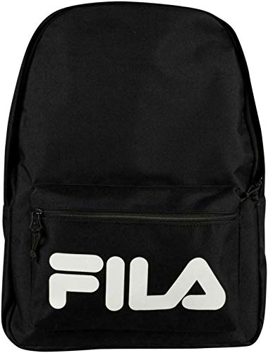 Fila Mens Verda Backpack Black One Size
