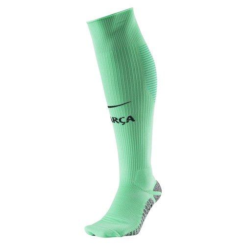Nike FCB U Nk Stad 3 - Socken Linie F.C. Barcelona Herren, Farbe Grün, Größe M