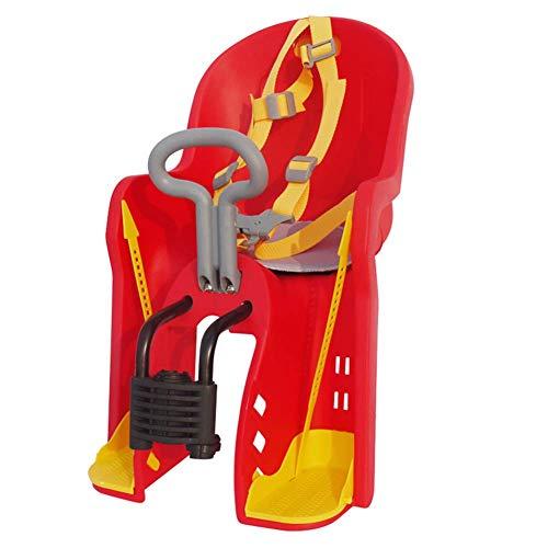 GPWDSN Veiligheid Kinderzitje voor Achterzijde van de Fiets Kind Fiets Voorstoelen Elektrische Fiets Vouwen Mountainbike Baby Veilige Stoel Snelle Ontgrendeling Stuur Kussen