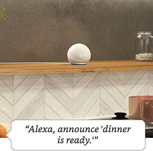Alexa Glacier White