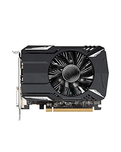 Sistema de refrigeración sin ventilador Fit For ASROCK Radeon RX550 RX 550 2G GDDR5 Tarjeta de video Tarjetas gráficas Nuevo soporte para PC de escritorio Fit For AMD Intel CPU Placa base Mapa
