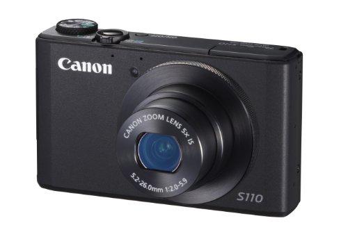 Canon Powershot S110 (2012) - Cámara Digital