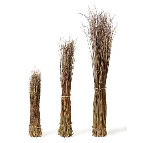 Videx-Weidenbündel aus naturbelassenen Weidenzweigen, Ø 10-15 cm, Höhe: 160cm