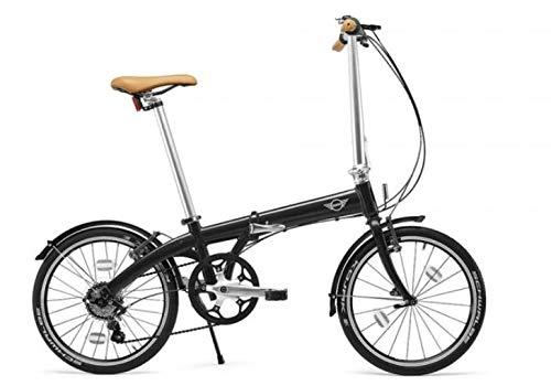 Original Mini Folding Bike Fahrrad Klapprad Faltrad Bike BMW 80912413798 + Gute Fahrt Tasche Geschenk Gratis
