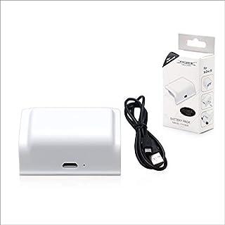 Bateria E Cabo Carregador Branco Xbox One S