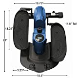 jfit Under Desk & Stand Up Mini Elliptical/Stepper w/Adjustable Angle | The Ideal Fitness & Exercise...