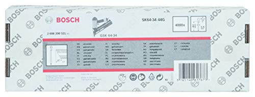 Bosch 2608200519 Pointe à tête fraisée 64-34 32 G 32 mm galvanisé