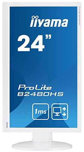 Iiyama iiyama B2480HS-W2 TFT-Monitore LED, 59,94 cm (23,6 Zoll)