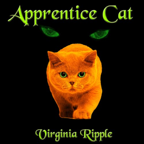 Apprentice Cat audiobook cover art