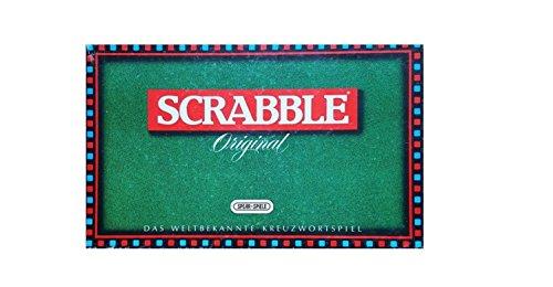 Unbekannt Spiel Scrabble ORIGINAL