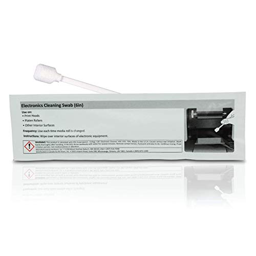 Cassida CleanPro Swab for Currency and Coin Counters (CleanPro Swab)