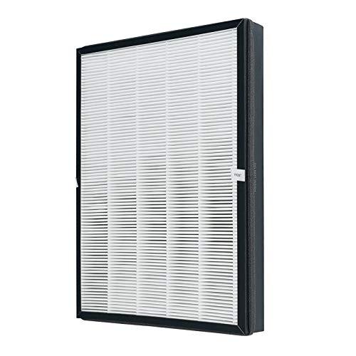 Balter Ersatzfilter für LR-01 Luftreiniger, 4 Fach Filter mit HEPA 13 Filter, 99,97% Filterleistung, Aktivkohlefilter