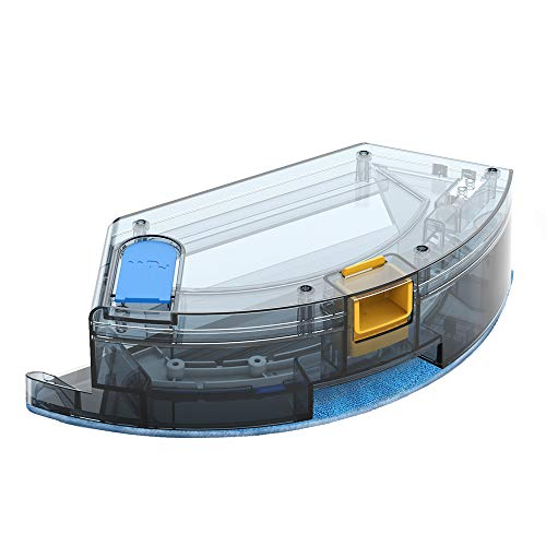 Tesvor Wasser Tank Staubsauger Roboter X500 M1,X500PRO(ist kein Staubbox sondern EIN Wassertank)für wischfunktion,ist Nicht geeignet Fuer Saugroboter V300