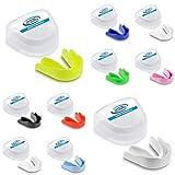 Game Guard - Protector bucal deportivo (10 unidades), colores variados Talla:adulto