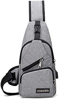 Man shoulder shoulder bag sport fashion bag