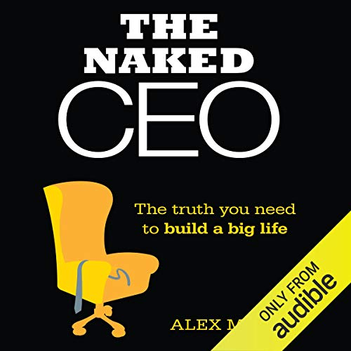 The Naked CEO cover art