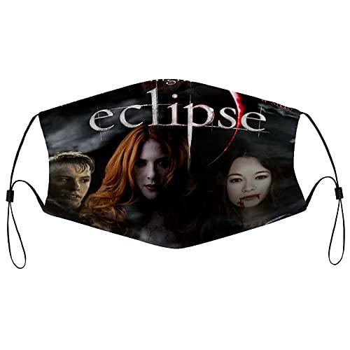 Best-design Twilight Saga cómodas bandas elásticas ajustables para hombres y mujeres decoración de la cara, neutral y reutilizable elegante funda lavable