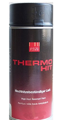 thermohit – Spray Anthrazit 400 ml Öfen Kamine Austroflamm