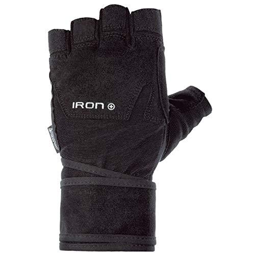 Chiba Herren Handschuh Iron II, Schwarz, L