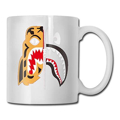 Jldoenh Udjgn Ba-Pe Keramikbecher Becher 330ml Humanized Design Cup Geschenk