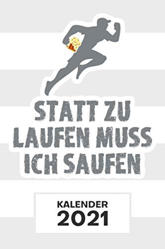 KALENDER 2021 A5: für Bierliebhaber - Bier Terminplaner mit DATUM - Bier Organizer für Termine - Wochenplaner von Januar bis Dezember - 1 Woche auf 2 Seiten mit Kalenderwoche