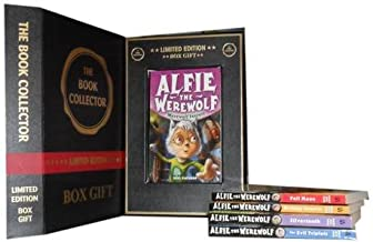 Alfie the Werewolf Collection: Full Moon; Silvertooth; the Evil Triplets; Werewolf Secrets & Birthday Surprise