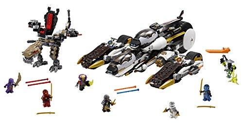 『レゴ ニンジャゴー トランスメカ バトルライド 70595』の3枚目の画像