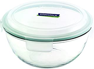 14-Cup LOCK /& LOCK 115-Fluid Ounce Round Salad Bowl