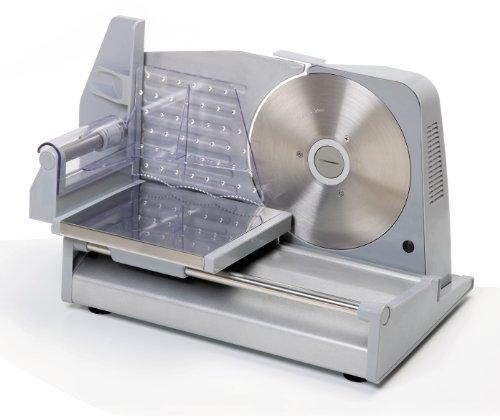 Lacor 69119 - Cortadora fiambre disco 190 mmediana 100w