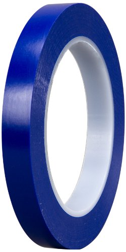 3M 471, PN 36408, Cinta de Vinilo, 12.7 mm x 32.9 mm, Blue, 1 Pezzo