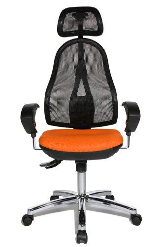Topstar OP290UG04X Chaise de Bureau Open Point Deluxe