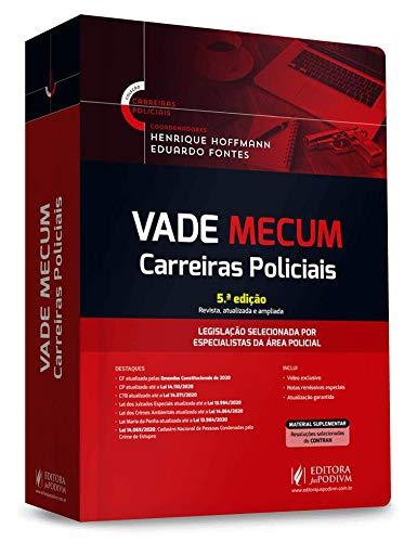 Vade Mecum Carreiras Policiais - 05ed/21