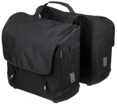 Cordo Staybyl 40 Liter Gepäckträgertasche Formstabil