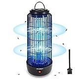 FOCHEA Lampe Anti Moustique, 12W UV Piège à Anti Moustique...