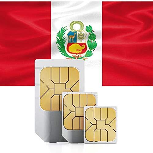 Zentral / Südamerika (Chile, Brasilien, Ibiza, Rico, Kolumbien, Peru, etc.) Prepaid-Daten-SIM-Karte 5 GB für 30 Tage in 71 Ländern.