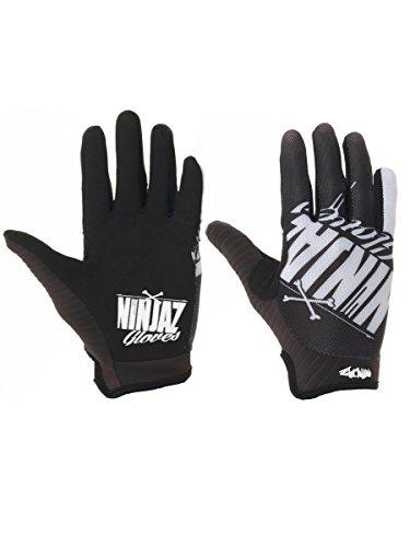 NINJAZ gloves MX, MTB, Downhill Handschuhe, Enduro, Offroad THE BONES, Large