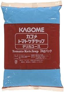 カゴメ トマトケチャップ デリカユース 3kg