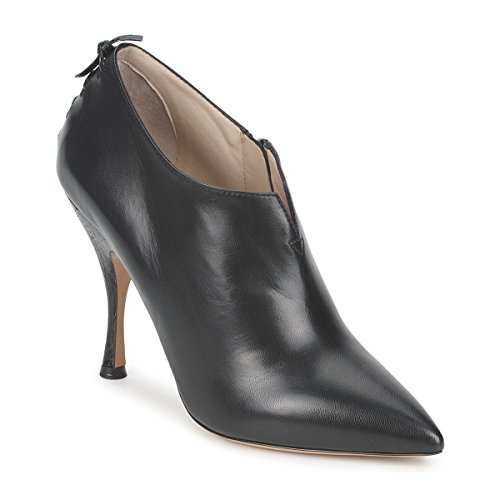 Marc Jacobs Malva 10x57 Botines/Low Boots Mujeres Negro - 36 1/2 - Low Boots Shoes