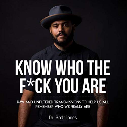 Know Who the F*ck You Are cover art