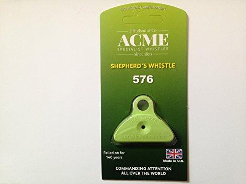 Acme–Silbato 576de plástico 3128Lip, color verde lima