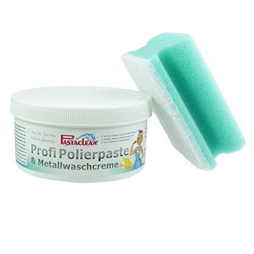 Pastaclean Profi Polierpaste & Metallwaschcreme 500g