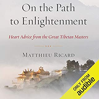 On the Path to Enlightenment audiobook cover art