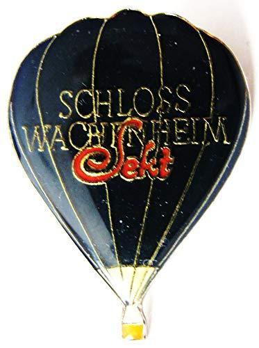 Schloss Wachenheim Sekt - Ballon Pin 30 x 22 mm